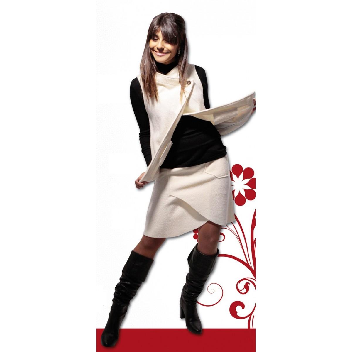 gilets femme en ligne boutique gilet sur mode lin. Black Bedroom Furniture Sets. Home Design Ideas