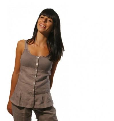 Ventes en ligne - Robe en lin - maloka
