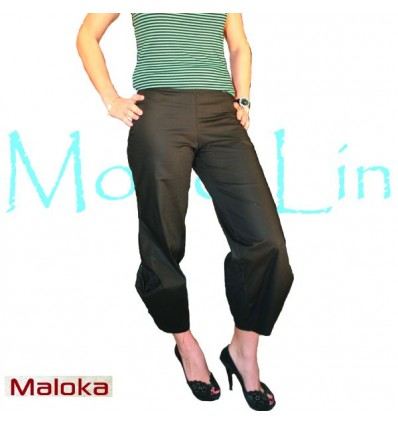 pantalon de marque pour femme Maloka choc et tendance hiver
