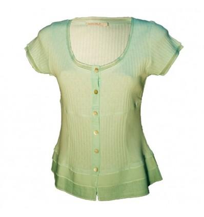Zamzibar, tee shirt maloka de la nouvelle collection printemps été, vêtement tendance pour femme classe