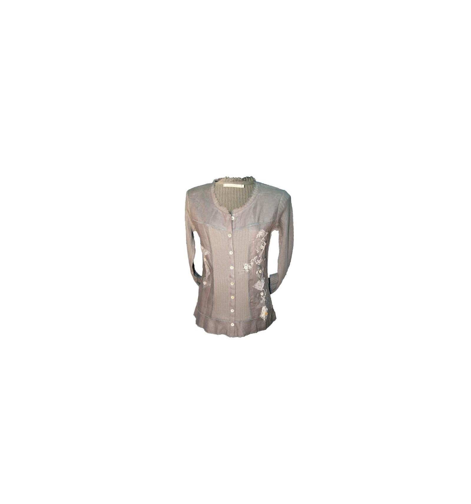 Vêtement Vêtement Été Lin Maloka Maloka Maloka Veste Mode Collection De Vente Printemps OUqxU1wtF8