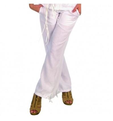 Maloka linen trousers - Porto
