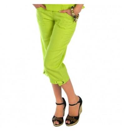 Maloka fine linen trousers - Paty