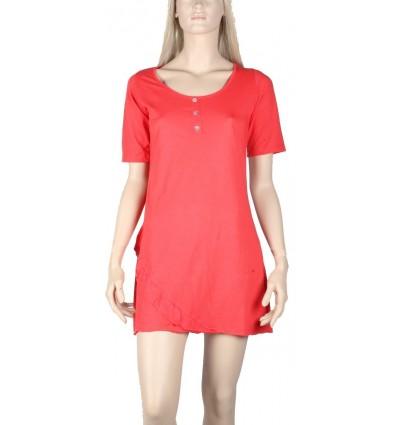 """Dress tunuque maloka red """"Fantasia"""""""