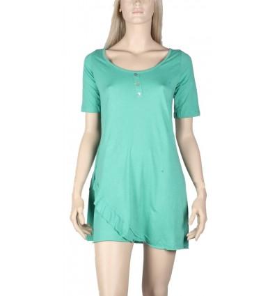 """Dress tunic maloka green """"Fantasia"""""""
